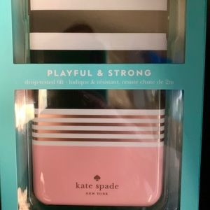 iPhone 8 Plus : NWT: Kate Spade phone case